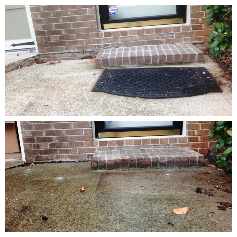 Driveway and Step Repair